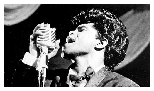 James Brown Early days