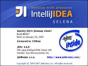 Idea-7.0 dialog